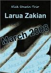 Laura Zakian - March 2008 (Jazz Archive)