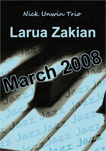Laura Zakian - March 2008